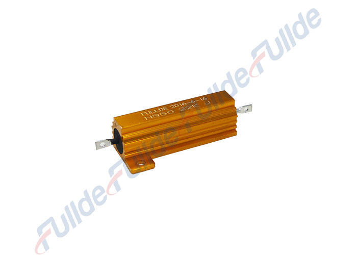 2000W High Power Resistor / Current Limiting Resistor For Industrial Control