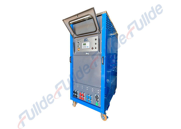 Continuous 400V AC Load Bank For Generator Reactive / Apparent Power Testing