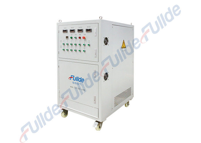 Electronic 66kw Generator Load Bank With Copper Inductor / Load Step Control
