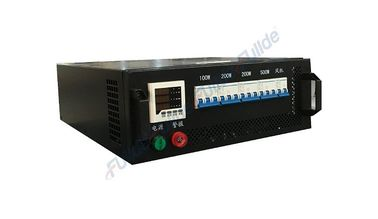 Inverter Testing Electronic AC Load Bank Black With Over - Heat Protection