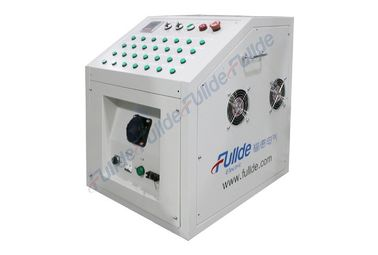 70KW IP23 Resistive Load Bank / Mobile Load Bank For UPS System Testing