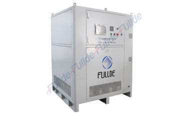 375KVA Mobile Resistive Reactive Load Bank For Marine Industial Generator Test