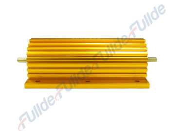 Aluminum Variable High Power Resistor Wirewound For Frequency Converter