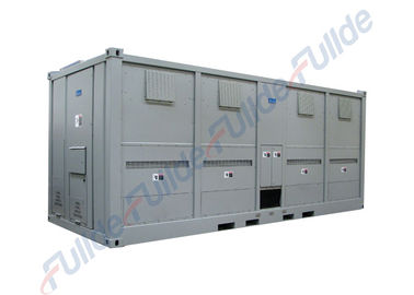 Step Control Medium Voltage Load Bank With Stainless Steel Sheathed Elements